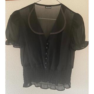 ベリーブレイン(Verybrain)のverybrain ブラウス(Tシャツ(半袖/袖なし))