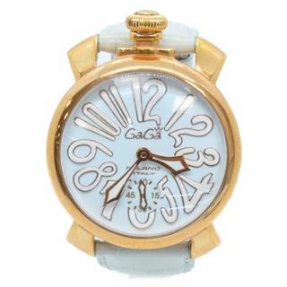 ガガミラノ(GaGa MILANO)のGaGa MILANO ガガミラノ ウォッチ(腕時計)