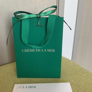 ドゥラメール(DE LA MER)のCREME DE LA MER ドゥラメール ショッパー 袋(ショップ袋)