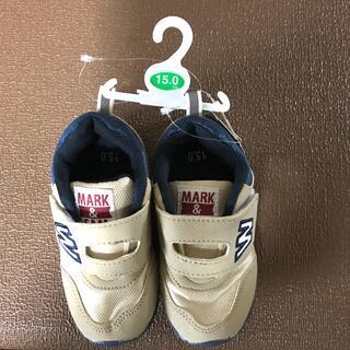 ニシマツヤ(西松屋)のキッズ靴15.0cm(スニーカー)
