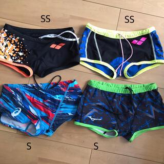 競泳 練習用 メンズ 水着 SS  S(水着)