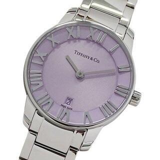 Tiffany & Co. - ティファニー 時計 アトラス 2-ハンド 29mm クオーツ ピンク