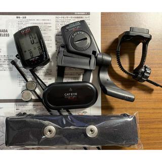 キャットアイ(CATEYE)のCateye Strada Digital Wireless CC-VT420W(パーツ)