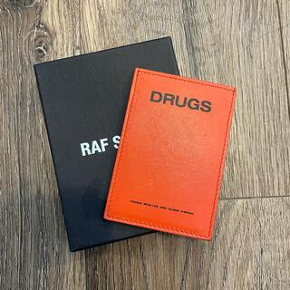 RAF SIMONS - raf simons drag カードケース