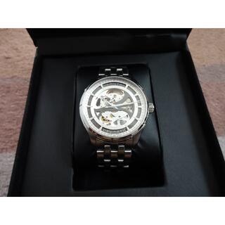 ハミルトン(Hamilton)のハミルトン ジャズマスタービューマチック スケルトン 腕時計自動巻(腕時計(アナログ))