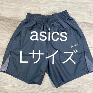 asics - ショートパンツ ランニングパンツ アシックス レディース Lサイズ