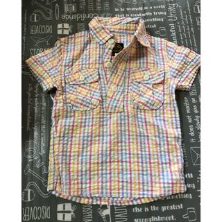 エーキャンビー(A CAN B)のA CAN B 半袖シャツ 100(Tシャツ/カットソー)