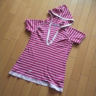 ニューバランス(New Balance)のニューバランス チュニック Tシャツ フード付き(ウェア)