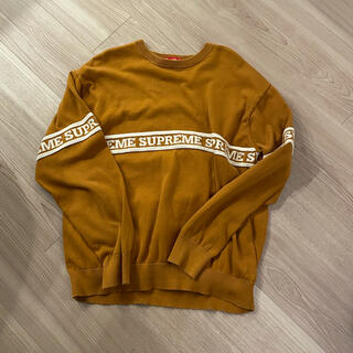 Supreme - supreme sweater XL