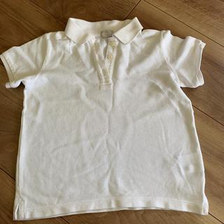 イッツインターナショナル(I.T.'S.international)のポロシャツ 白 110cm I.T.'S. international (Tシャツ/カットソー)