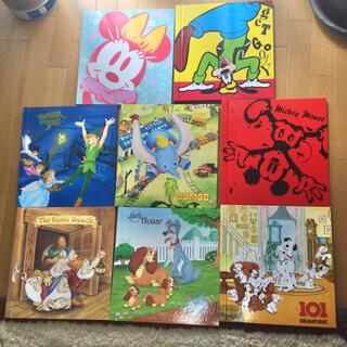 ディズニー(Disney)の新品*千趣会*ディズニードリームコレクション*アルバム*カード・箱付き*8冊(アルバム)