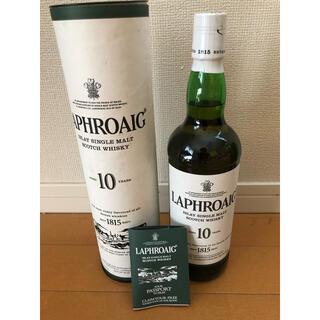 アイラ(ila)のラフロイグ 10年 750ml(ウイスキー)