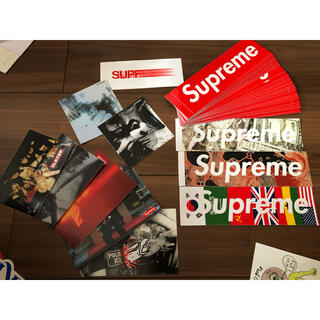 シュプリーム(Supreme)のsupremeなどステッカー(その他)