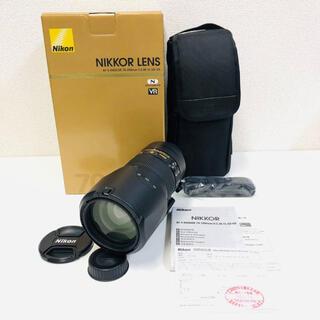 Nikon - Nikon AF-S NIKKOR 70-200mm F2.8E ED VR