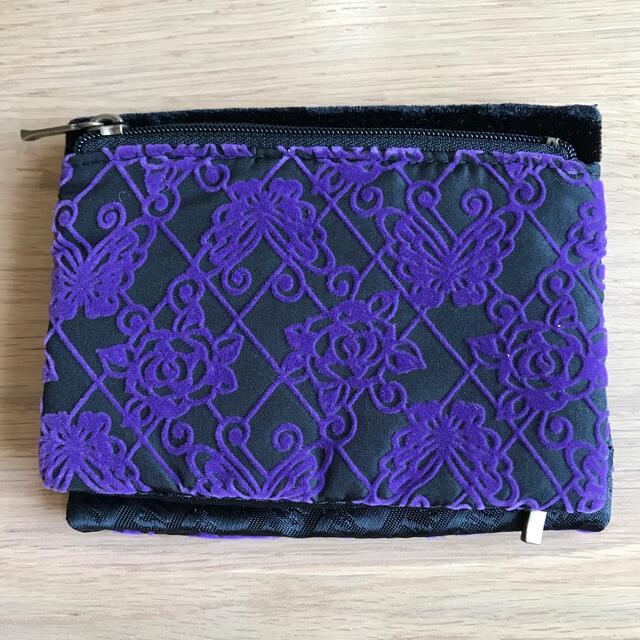 ANNA SUI(アナスイ)のANNA SUI ティッシュポーチ 小物入れ アナスイ レディースのファッション小物(ポーチ)の商品写真