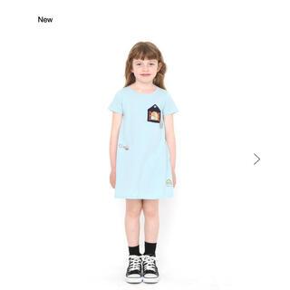 グラニフ(Design Tshirts Store graniph)のグラニフ すみっこぐらしワンピース(ワンピース)