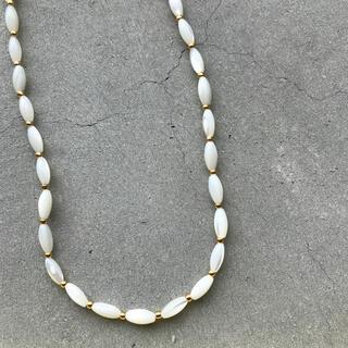 トゥデイフル(TODAYFUL)のhandmade necklace 044(ネックレス)