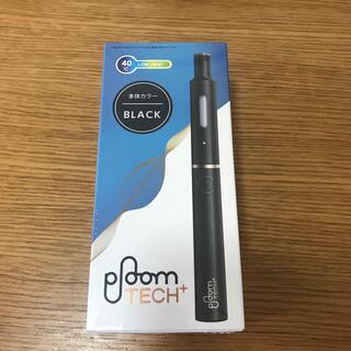 プルームテック(PloomTECH)のプルームテックプラス スターターキット ブラック(タバコグッズ)