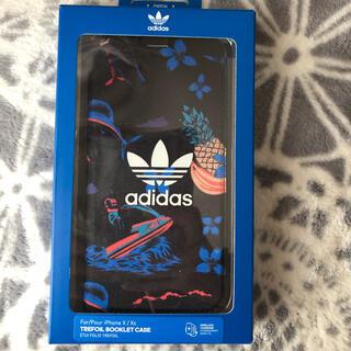 アディダス(adidas)のiPhoneX/XS (iPhoneケース)