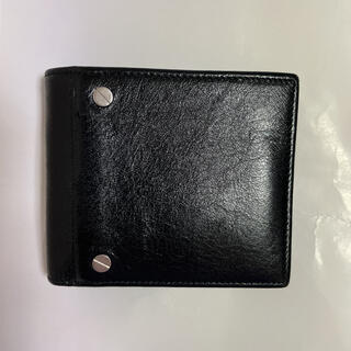 Balenciaga - BALENCIAGA 二つ折り財布 メンズ