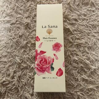 ラサーナ(LaSana)のラサーナ ヘアエッセンス ブルガリリアンローズの香り(オイル/美容液)