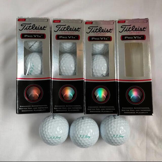Titleist(タイトリスト)のゴルフボール タイトリスト PRO チケットのスポーツ(ゴルフ)の商品写真