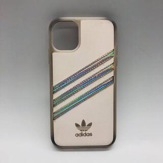 アディダス(adidas)のiPhone 7/ 8 / SE2   adidas  アディダス ホワイト(iPhoneケース)