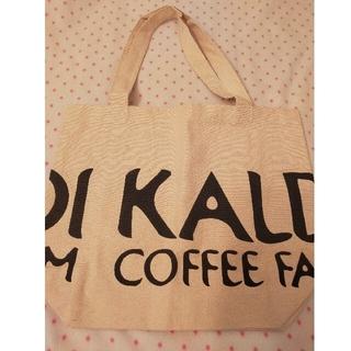 カルディ(KALDI)の本日最終♥新品☆KALDI トートバッグ(トートバッグ)