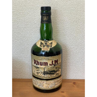 ラム J.M シングルカスク(蒸留酒/スピリッツ)