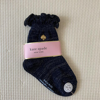 ケイトスペードニューヨーク(kate spade new york)のkate spade ケイトスペード 靴下 ソックス(靴下/タイツ)