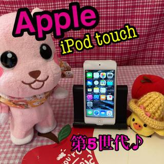 アイポッドタッチ(iPod touch)のApple iPod touch 32G 良品☆ ND720J/A(ポータブルプレーヤー)