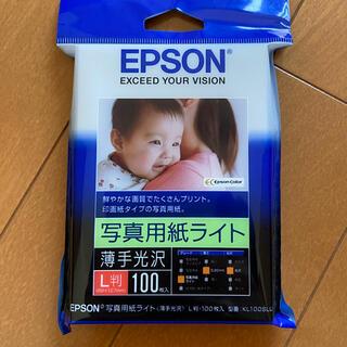 エプソン(EPSON)の写真用紙 プリント用紙 L 100枚入 エプソン(その他)