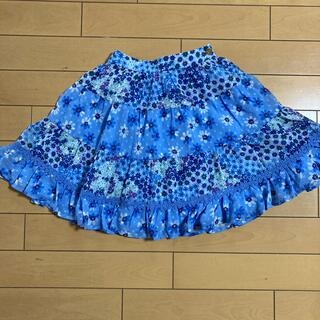 ケイトスペードニューヨーク(kate spade new york)のKate spade 花柄スカート 120(スカート)
