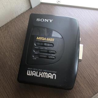 ソニー(SONY)の■ ジャンク SONY ソニー ウォークマン WALKMAN WM-EX16(ポータブルプレーヤー)
