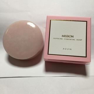 エイボン(AVON)のシュープリーム エッセンシャル ソープ(洗顔料)