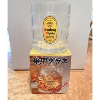 サントリー(サントリー)のサントリー ウイスキーグラス 新品未使用(グラス/カップ)