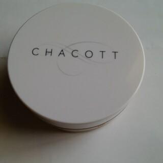CHACOTT - CHACOTT パウダーファンデーション オークル324