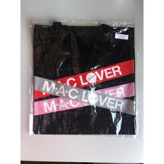 マック(MAC)のMAC キャンバス地 トートバッグ 新品 ノベルティ(トートバッグ)