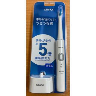 OMRON - オムロン 電波式電動歯ブラシ HT-B305 Mediclean 305