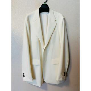 COMOLI - DAIRIKUダイリク 20ss テーラードジャケット ホワイト