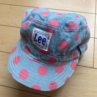 SEVENDAYS=SUNDAY - 帽子 キャスケット 54cm LEE スヌーピー デニム