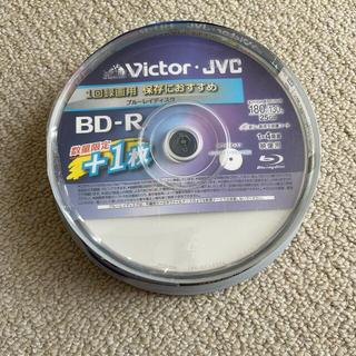 ビクター(Victor)の【未開封】Victor•JVC BD-R(11枚)(その他)