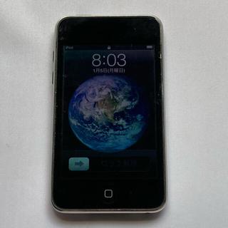 アイポッドタッチ(iPod touch)のipod touch 第2世代 8G 中古 第二世代(ポータブルプレーヤー)