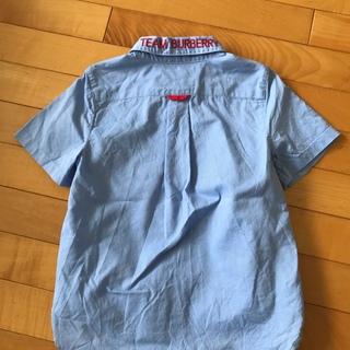 バーバリー(BURBERRY)のバーバリー 半袖シャツ 110(ブラウス)