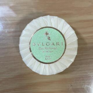 ブルガリ(BVLGARI)のブルガリ オ・パフメ オーテヴェール ソープ(サンプル/トライアルキット)