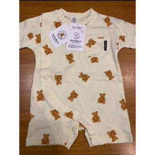futafuta - 【新品未使用品】完売商品 teddy bear ロンパース