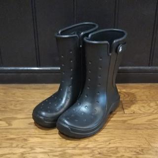 crocs - クロックス CROCS  レイン ブブーツ 長靴