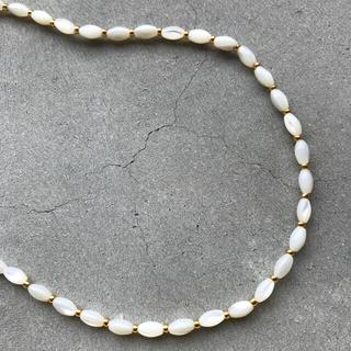 トゥデイフル(TODAYFUL)のhandmade necklace 045(ネックレス)