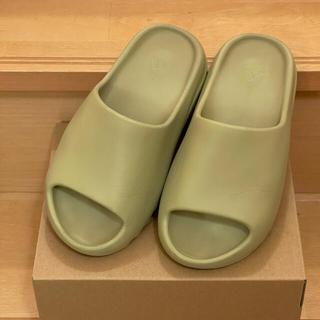 アディダス(adidas)のYEEZY SLIDE イージースライド レジン(サンダル)
