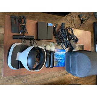 PlayStation VR - PSVR CUHJ-16001 VR WORLD モーションコントローラー2個他